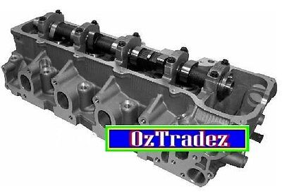 Toyota 2RZ Hiace COMPLETE ASSEMBLED cylinder head