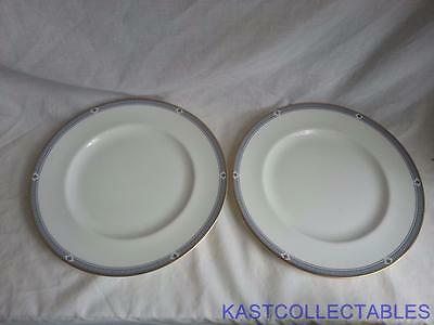 Marks and Spencers 2 x Felsham Dinner Plates  10 1/2 inch - Free UK Delivery