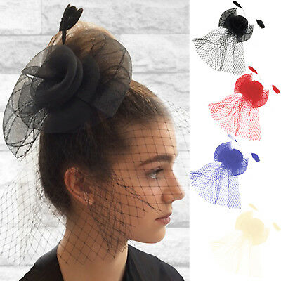 TOSKATOK® Ladies Womens Fascinator Headband Hat Headpiece for Wedding Races