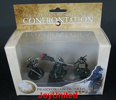 RACKHAM CONFRONTATION Praetorian Guards Griffins of Akkylannie Attachment GRLV02