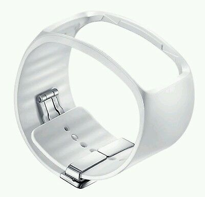 Original Samsung Gear S Armband Strap (Bangle) ET-SR750A white