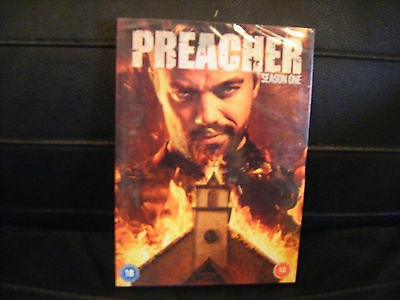 Preacher Season 1 DVD - Freepost Region 2 UK - Brand New