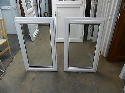 UPVC Window 610 mm  x 1010 mm   Double Glazed Glass