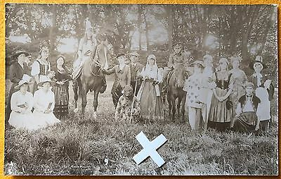 W.caddy Rp Postcard. Carnival Group, Redruth Area, Cornwall.