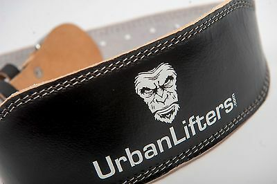 Urban Lifters Leather Weightlifting Belt