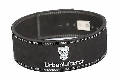 Urban Lifters Leather Lever Belt - weightlifting