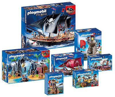 PLAYMOBIL® Piraten 6678 6679 6680 6681 6682 6683 6684, neu, ovp
