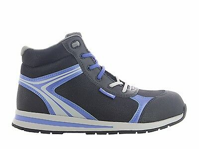 Safety Jogger Top Runner S1P SRC HRO Metal Free Safety Boot