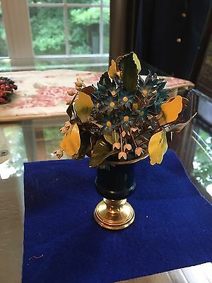 The Imperial French Bouquet Igor Carl Faberge Franklin Mint 1978