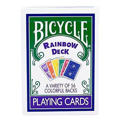 Bicycle Rainbow Deck - CARDS ONLY - BN and Sealed Becoming Really Rare