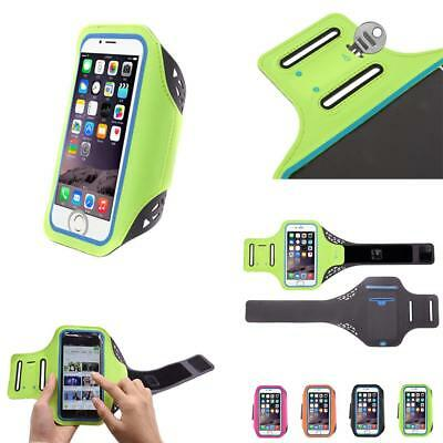 For iPhone 7 6 6s/Plus Sports Gym Armband Case Running Jogging Cover Holder