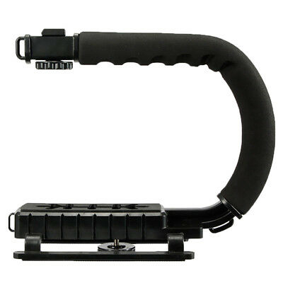 Stabilizer C-Shape Bracket Video Handheld Grip for DSLR Camera DV Camcorder
