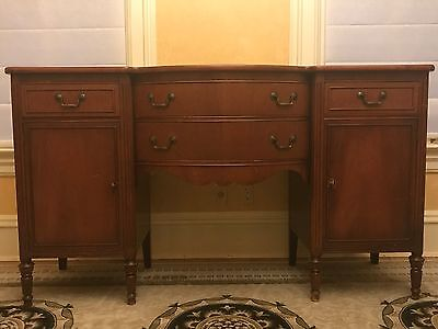 Antique Dining Room Buffet - LOCAL PICK-UP ONLY - OAK PARK, IL