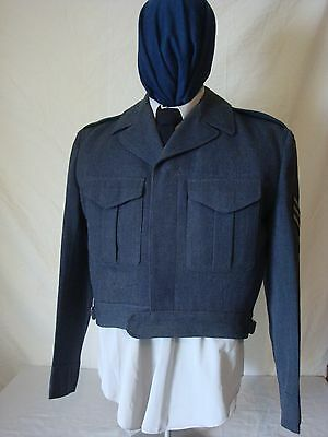 Post WW2 WWII Canadian RCAF Blouse and Trousers