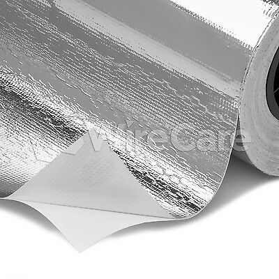 "SRF28.0SV - 28"" Silver Heat Reflective Film - 10 Ft Cuts"