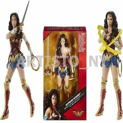 "DC Comics Multiverse Wonder Woman 12"" Figure Gal Gadot FREE&FAST SHIPPING USA"
