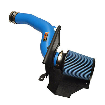 Injen SP9003WBL Focus RS Cold Air Intake Wrinkle Hyper Blue 2016-2017