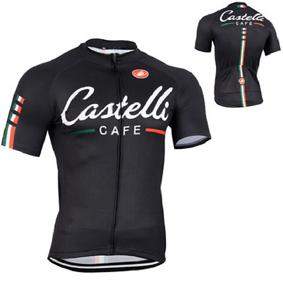 Cycling Jersey CASTELLI Clothing S-5XL Team Pro Road Cycling Shirt Clothes 2017