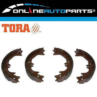 Park Brake Hand Brake Shoes Toyota Landcruiser 80 Series 8/1992 to 1998