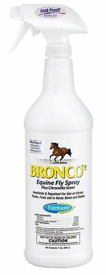 Equine Fly Spray Plus Citronella Scent Flea & Fly Repellent Dogs And Horses 32oz