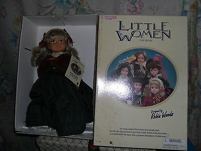 1994 Horseman Little Women The Movie Amy Designed by Robin Woods