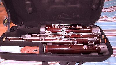 Lovely Bassoon Fox Renard Artist 220, Wooden + Fox CVC 2 Bocal + Roko Case