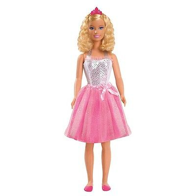 """My Size Barbie Princess doll about """" 37"""" Mattel 2012  MINT New in unopened box"""