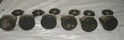 165 HP Mercuiser 6cyl GM 250ci 4.1L Complete Piston & Rod Set