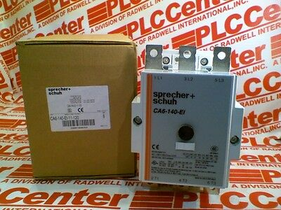 Sprecher _Schuh 3P Contactor   PRICE REDUCED   Free Postage in Oz