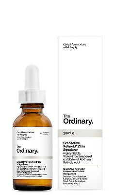 THE ORDINARY Granactive Retinoid 2% Emulsion Previously Was Advanced Retinoid 2%
