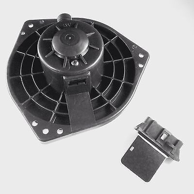 BLOWER FAN MOTOR HEATER Isuzu D-MAX, Rodeo RA ,RC suit 03-12, bonus fan resistor