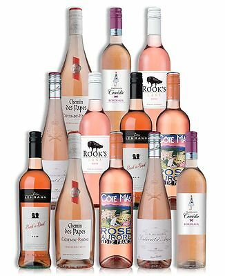 French And Aussie Rose (12 Bottles)