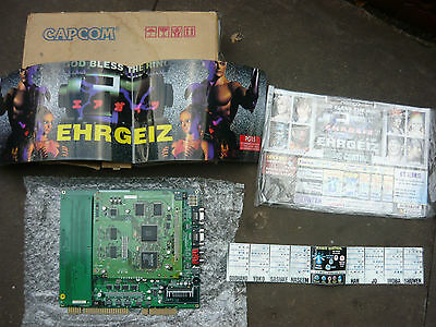 Ehrgeiz Capcom Pcb Kit.