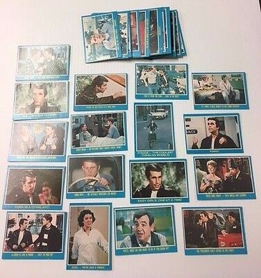 Happy Day's trading cards - 1976 O-pee-chee - Series 1 complete set