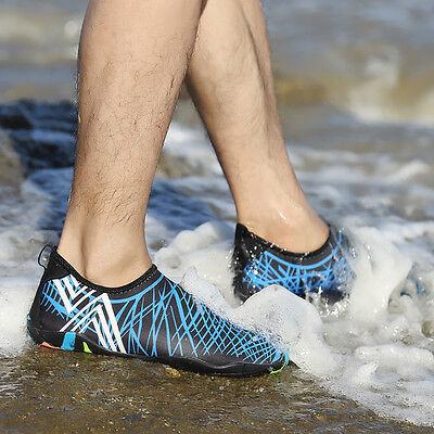 Mens Womens Water Shoes Beach Wet Shoes Aqua Shoes Wetsuit Shoes Swim Shoe Size