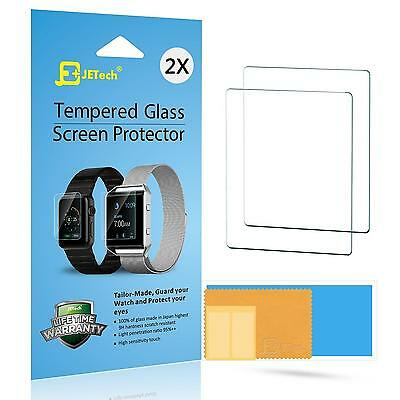 Apple Watch Screen Protector, JETech 2 Pack 42mm Premium Tempered Glass...