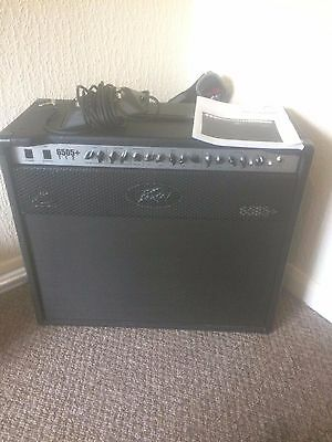 "Peavey 6505+ 112 1x12"" Tube Combo Guitar Amp (Footswitch Included)"