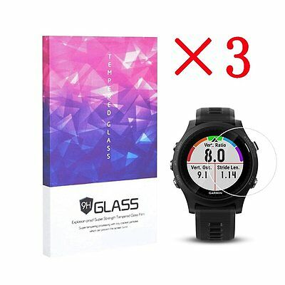 Tempered Glass Screen Protector 9H Hardness For Garmin Forerunner 935(3pcs)