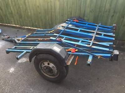 motorbike trailer motocross trailer