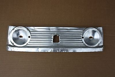 RUSSIAN PEDAL CAR ORIGINAL PARTS  front mask sheet metal MOSKVITCH