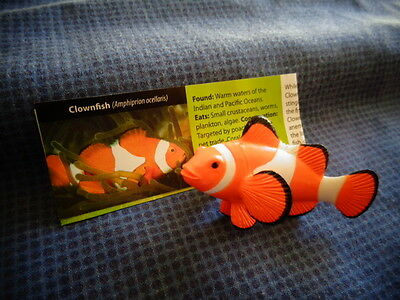 Yowie Yowies * BRAND NEW,  CLOWN FISH * + PAPERS