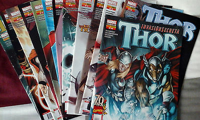 Pack lote colección Thor [PANINI COMICS]