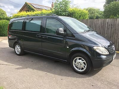Mercedes Vito Binz Removal Ambulance  Private Funeral Hearse