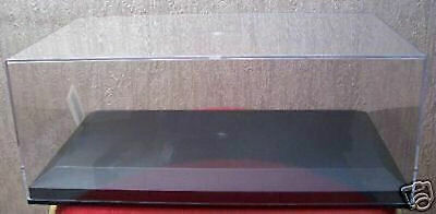 Exclusive Plastic Display Cabinet for 1:18 Models - Set of 3 Top
