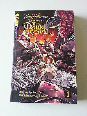 Tokyopop Jim Henson's Legends Of The Dark Crystal Book Part 1 Graphic Novel