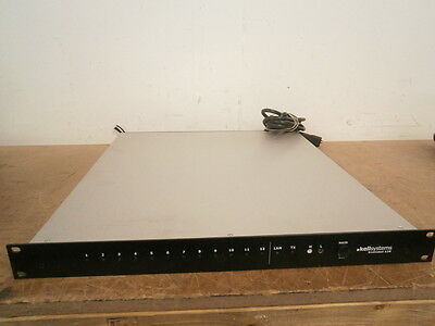Kellsystems Envirobot 12M 12 Way C13 Power Distribution Unit PDU ** WORKING ** !