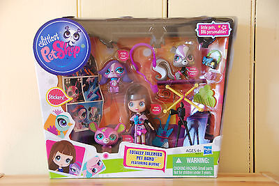 Hasbro Littlest Pet Shop Blythe B52 Totally Talented Pet Band 2731 2732 2733