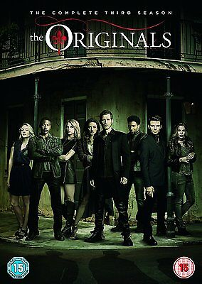The Originals Season 3 New & Sealed Region 2 DVD Boxset
