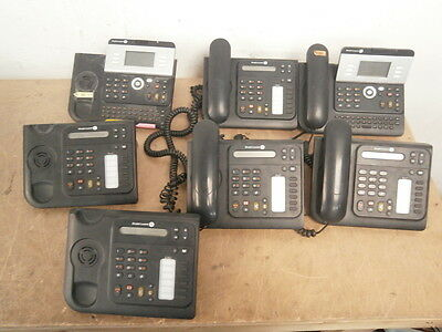 JOB LOT 7 x Alcatel Lucent 4019 4029 Office Business Telephone ** WORKING ** !