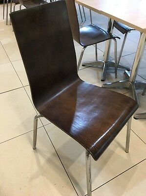Cafe/ Restaurant Chairs (30 Total)